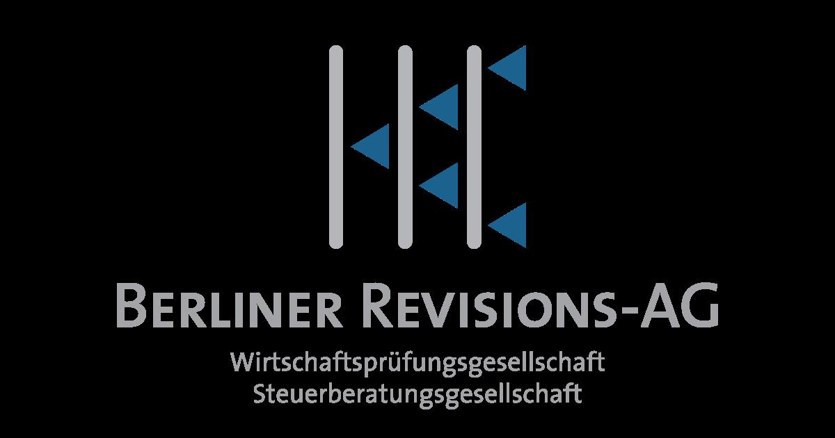 Berliner Revisions-AG Wirtschaftsprüfungsgesellschaft & Steuerberatungsgesellschaft